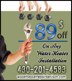 Special Water Heater Offers